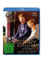 Sorry We Missed You Blu-ray-Cover