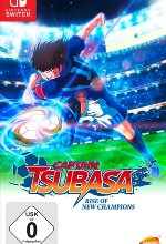 CAPTAIN TSUBASA - Rise Of New Champions Cover