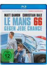 Le Mans 66 - Gegen jede Chance Blu-ray-Cover
