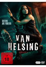 Van Helsing - Season 3  [4 DVDs] DVD-Cover