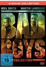 Bad Boys 1-3  [3 DVDs] DVD-Cover