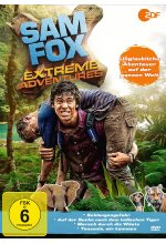 Sam Fox – Extreme Adventures - DVD 2 DVD-Cover