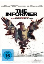 The Informer DVD-Cover