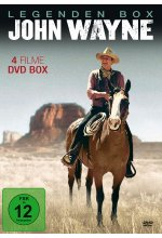 John Wayne - Legenden Box DVD-Cover