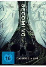Becoming - Das Böse in ihm DVD-Cover
