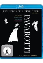 Pavarotti Blu-ray-Cover