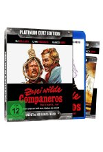 Zwei wilde Companeros - Limitiert auf 666 Stück - Platinum Cult Edition - Uncut & HD Remastered (+ DVD) Blu-ray-Cover