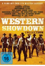 Western Showdown Collection DVD-Cover