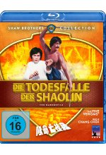 Die Todesfalle der Shaolin (Shaw Brothers Collection) Blu-ray-Cover