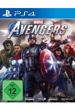Marvel Avengers Cover