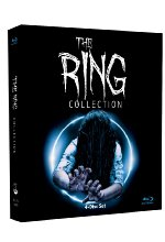 The Ring - Limited Legacy Collection (Digipack im Schuber plus Booklet)  [4 BRs] Blu-ray-Cover