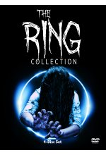 The Ring - Limited Legacy Collection im Schuber  [4 DVDs] DVD-Cover