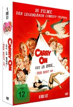 Ist ja irre - Best of Carry On - Limited Collection (Digipack mit 8 DVDs) DVD-Cover