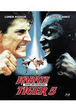 Karate Tiger 5 - König der Kickboxer - Limited Edition Blu-ray-Cover