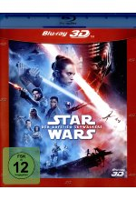 Star Wars - Der Aufstieg Skywalkers Blu-ray 3D-Cover