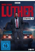 Luther - Staffel 5  (2 DVDs) DVD-Cover