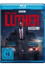 Luther - Staffel 5 Blu-ray-Cover