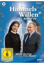 Um Himmels Willen - Staffel 19  [4 DVDs] DVD-Cover