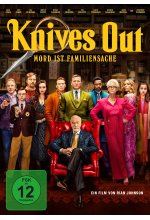 Knives Out - Mord ist Familiensache DVD-Cover