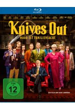 Knives Out - Mord ist Familiensache Blu-ray-Cover