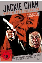 Jackie Chan Martial Arts Collection  [2 DVDs] DVD-Cover