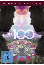 The 100 - Die komplette 6. Staffel  [3 DVDs]<br><br> DVD-Cover