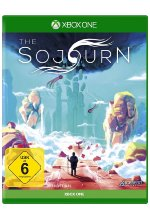 The Sojourn Cover