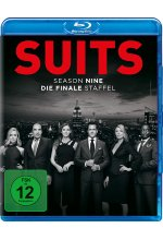 Suits - Season 9  [3 BRs] Blu-ray-Cover