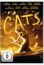 Cats DVD-Cover