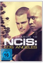 Navy CIS Los Angeles - Season 10  [6 DVDs] DVD-Cover