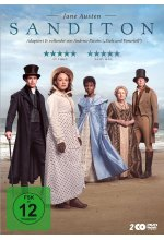 Jane Austen: Sanditon  [2 DVDs] DVD-Cover
