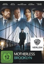 Motherless Brooklyn DVD-Cover