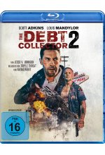 Debt Collector 2 Blu-ray-Cover