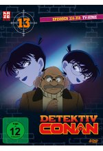 Detektiv Conan - TV-Serie - DVD Box 13 (Episoden 334-358)  [5 DVDs] DVD-Cover