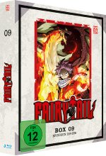 Fairy Tail - TV-Serie - Box 9 (Episoden 204-226)  [3 BRs] Blu-ray-Cover