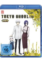 Tokyo Ghoul: re (3.Staffel) - Vol. 8 Blu-ray-Cover