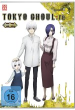 Tokyo Ghoul: re (3.Staffel) - Vol. 8 DVD-Cover