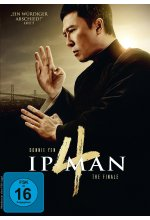 Ip Man 4: The Finale DVD-Cover