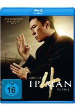 Ip Man 4: The Finale Blu-ray-Cover