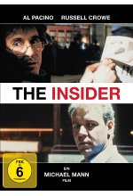 The Insider - Special Edition Mediabook (+ DVD) (Filmjuwelen) Blu-ray-Cover
