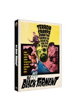Das Grauen auf Black Torment - Mediabook - Cover A - Limitiert auf 333 Stück (2-Disc Limited Collector's Edition Nr. 35) Blu-ray-Cover