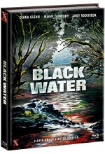 Black Water - Mediabook - Cover B - Limited Edition  (+ DVD) Blu-ray-Cover