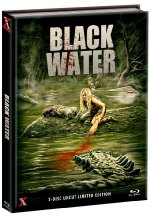 Black Water - Mediabook - Cover C - Limited Edition  (+ DVD) Blu-ray-Cover