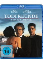 Todfreunde - Bad Influence Blu-ray-Cover