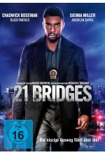 21 Bridges DVD-Cover