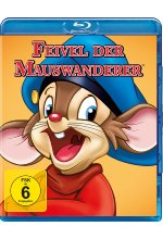 Feivel der Mauswanderer Blu-ray-Cover