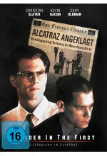 Murder in the First - Lebenslang in Alcatraz - Special Edition Mediabook (+ DVD) (+ Booklet) (Filmjuwelen) Blu-ray-Cover