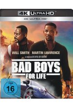 Bad Boys for Life  (4K Ultra HD) Cover