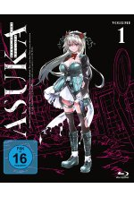 Magical Girl Spec-Ops Asuka - Vol.1 Blu-ray-Cover