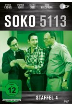 SOKO 5113 - Staffel 4  [2 DVDs] DVD-Cover